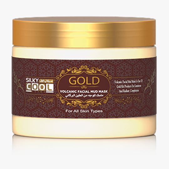 Gold Volcanic Mud Mask 350ml