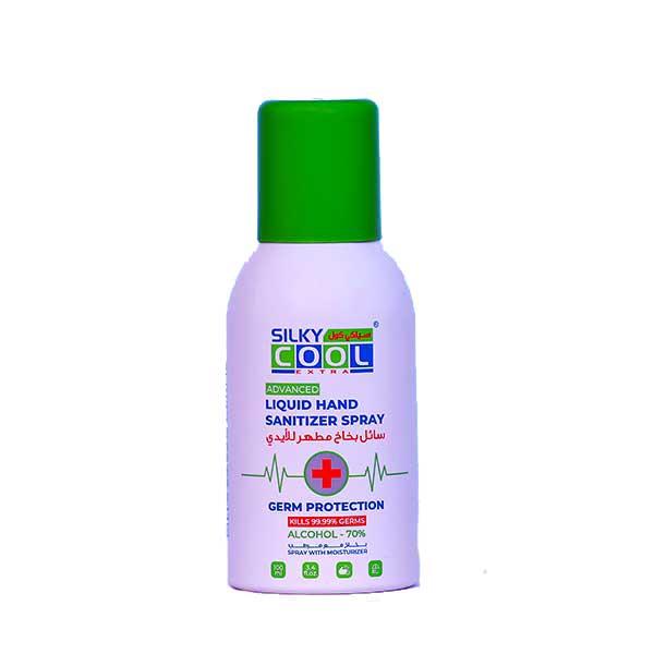 Hand Liquid Sanitizer Spray 100ml