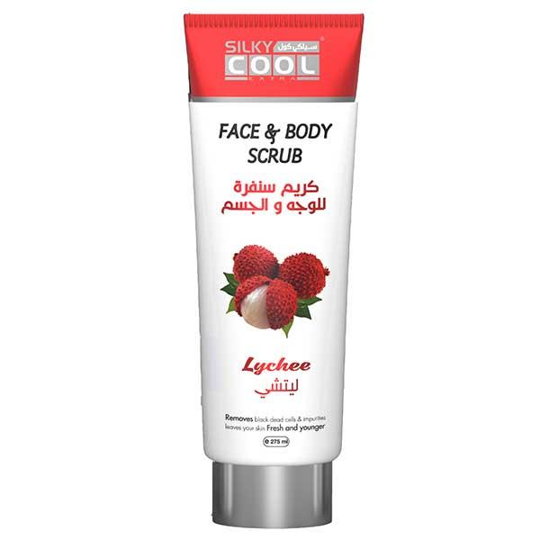 Face Body Scrub-Lychee 275ml