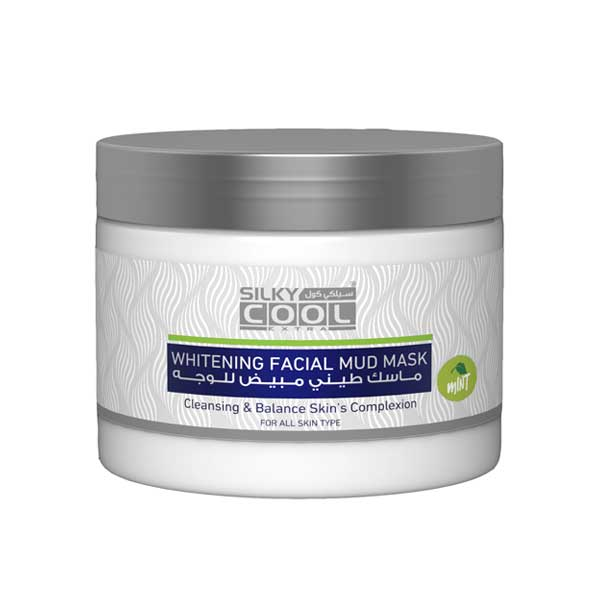 Whitening Facial Mud Mask (With Mint) 350ml 1